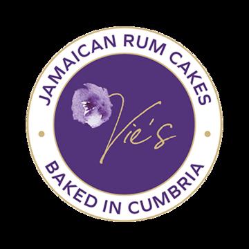 Vies Jamaican Rum Cake